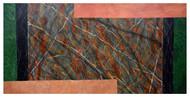 Marble by Sunil Chopra , Geometrical Painting, Acrylic on Canvas,