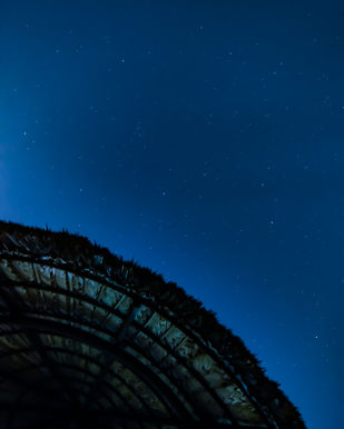 Under the Umbrella of Stars by Sayandeep Nag, Image Photography, Digital Print on Paper,