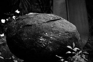 The Rock by Sayandeep Nag, Image Photography, Digital Print on Paper,