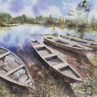 Boats chilka