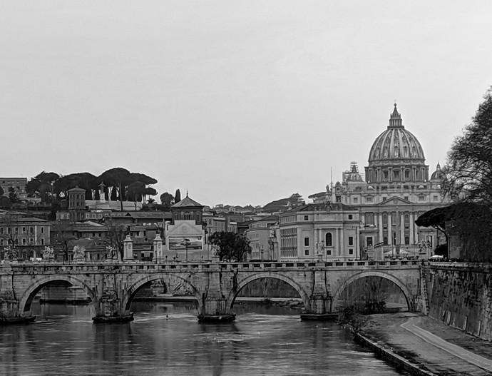 The Basilica by Sayandeep Nag, Image Photography, Digital Print on Paper, Mine Shaft color