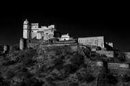The Citadel by Sayandeep Nag, Image Photography, Digital Print on Paper, Cod Gray color