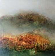 Vaqt Digital Print by Archana Mishra ,Abstract