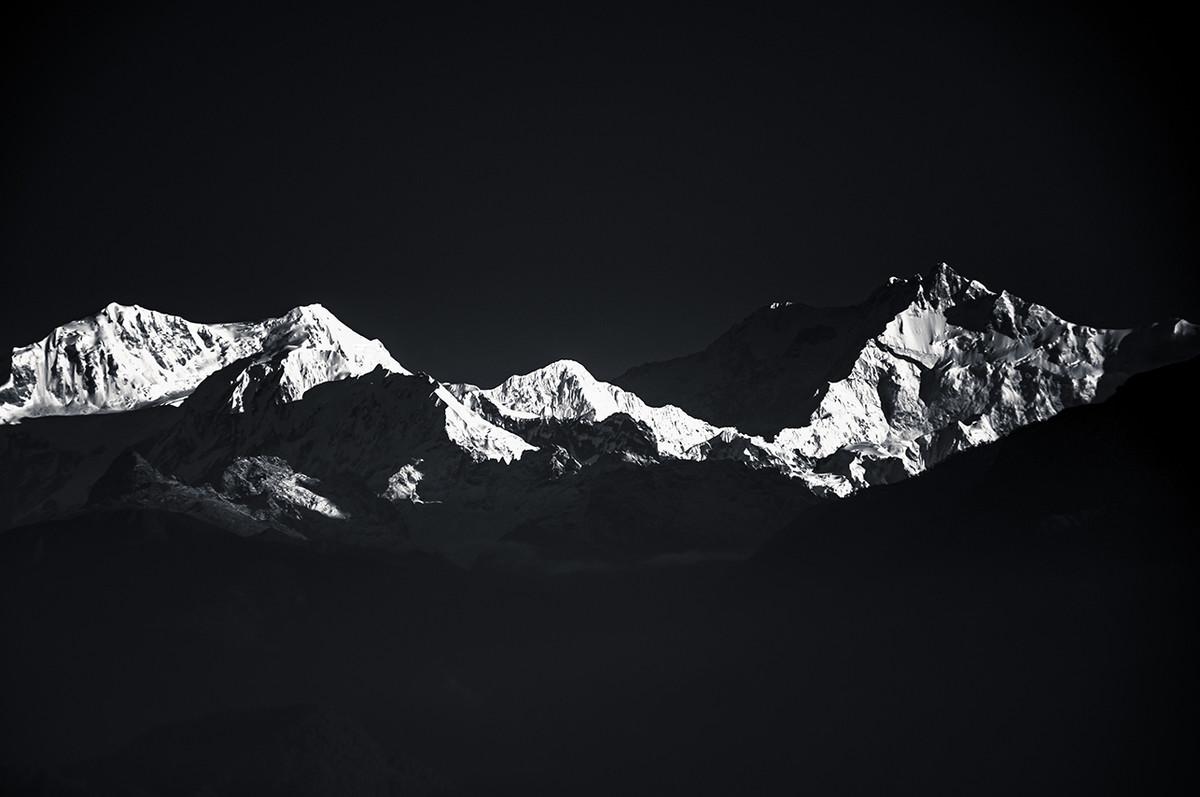Splendour by Anirban Ghosh, Image Photography, Digital Print on Archival Paper, Black Rock color