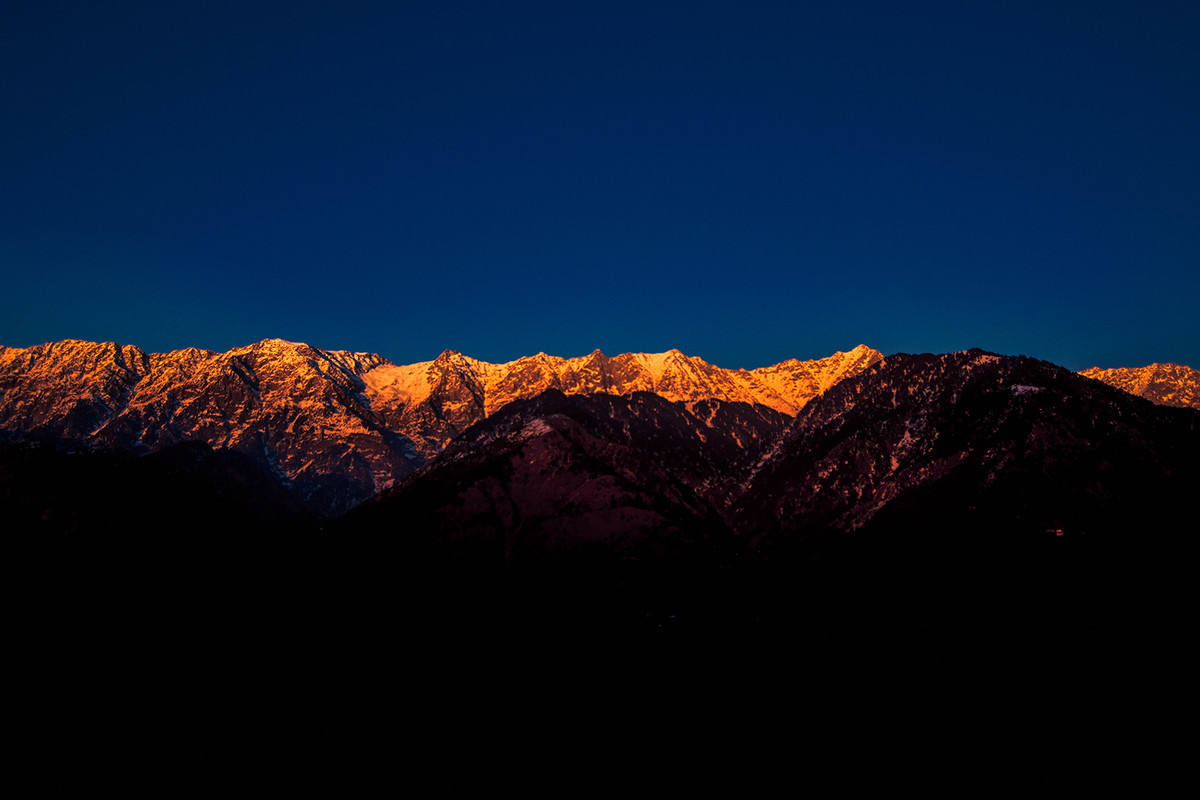 Sunrise by Anirban Ghosh, Image Photography, Digital Print on Archival Paper, Jumbo color