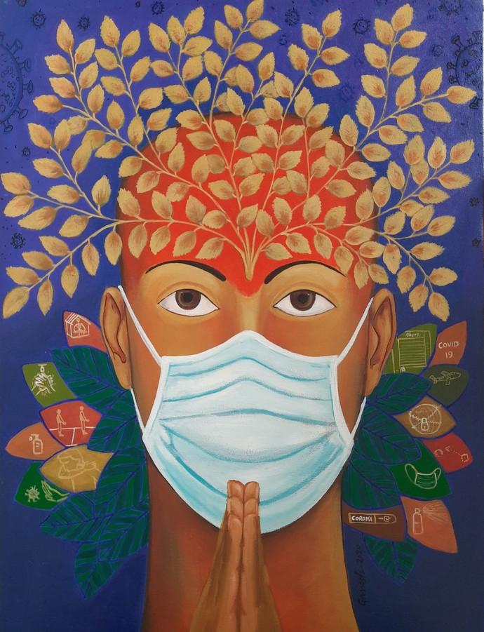 Covid 19 By Ganesha Chary