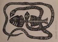 Drawing 3 by Bhaskar Lahiri, Illustration Drawing, Pen & Ink on Paper, Del Rio color