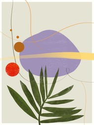 abstract Digital Print by The Print Studio,Abstract, Art Deco, Digital, Fantasy, Illustration