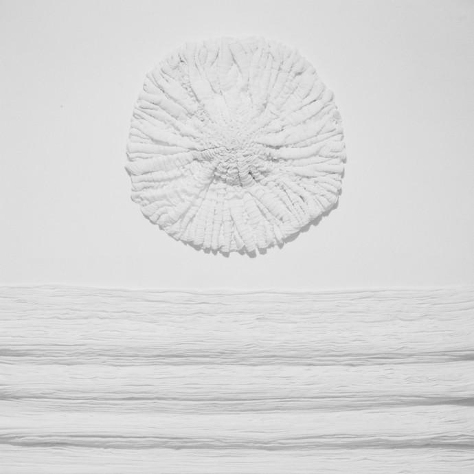 Metamorphose by Amit Kumar Das, Abstract, Conceptual, Minimalism Textile, Mixed Media on Canvas, Alto color