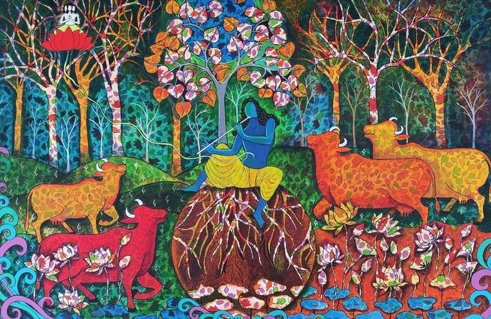 Krishnendu By Arti Vohra