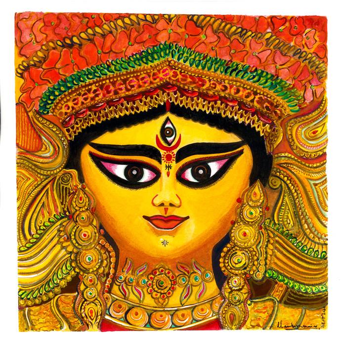Durga Durga By Shilpa Shanker Narain