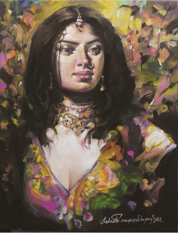 She By Subrata Gangopadhyay