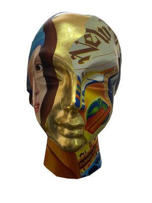 Untitled by Venkat Bothsa, Art Deco Sculpture | 3D, Fiber Glass, White color