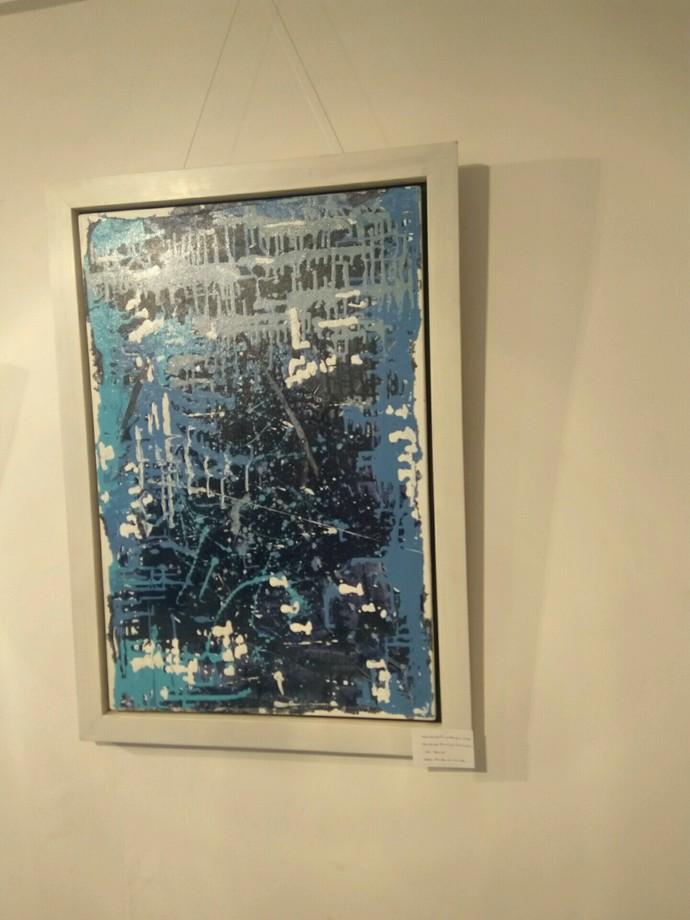 Multiple Dimensions Digital Print by Priyadarshini Ohol,Abstract