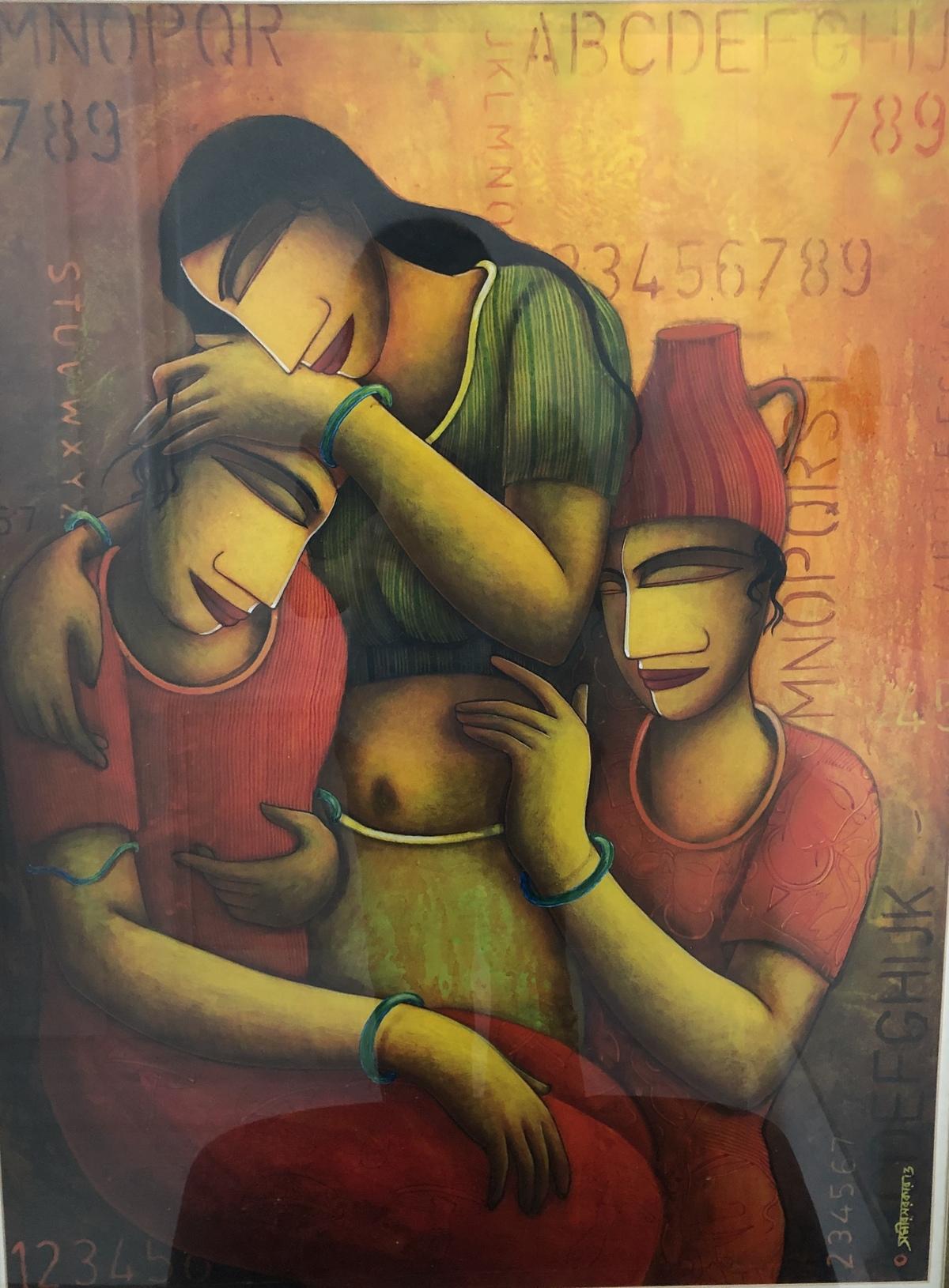 Pariber artwork   samir sarkar