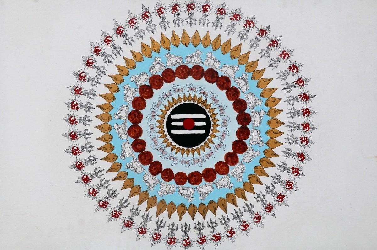 Shiv mandala