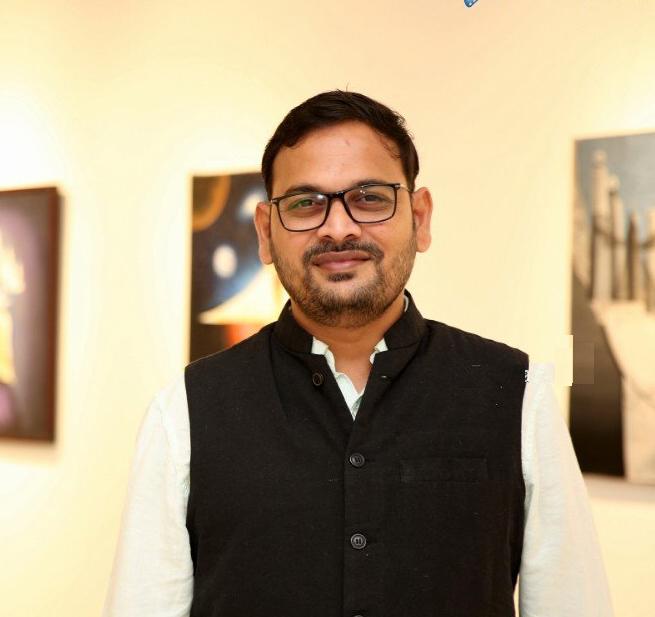 Kahkashan nazneen exhibition of paintings10